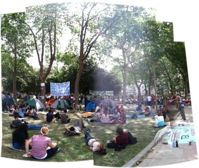 Gezi Park, May 30, 2013