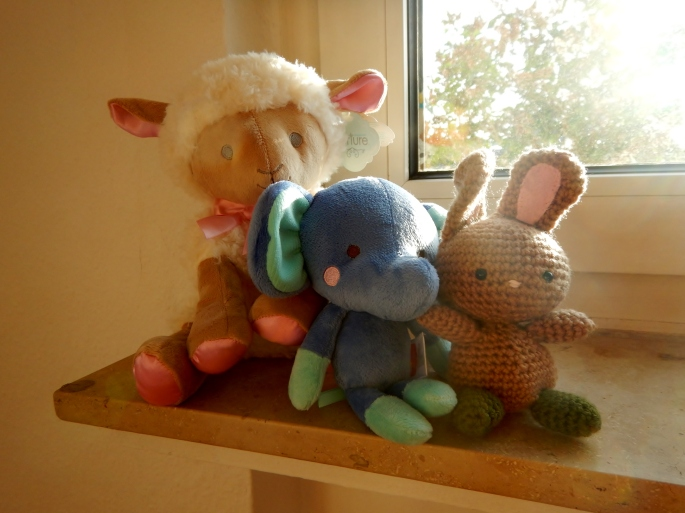 """""""The friends"""" (Installment I) from (L-R) Rick and Heather, Laura Jean, Irie and Fern, and Aunt Sara"""
